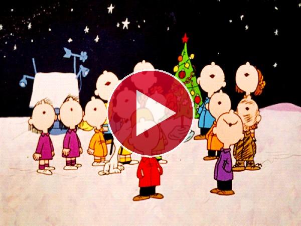 GIF: Villancicos en Navidad