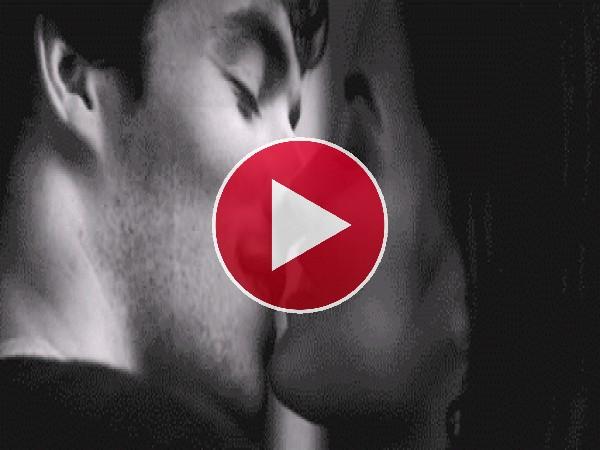 GIF: Un bonito beso