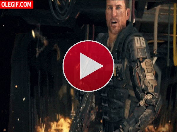 GIF: Call Of Duty: Black Ops 3