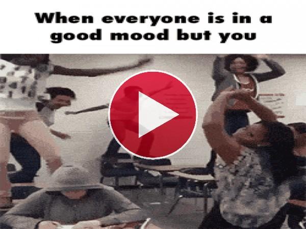GIF: ¡No bailes en mi mesa!