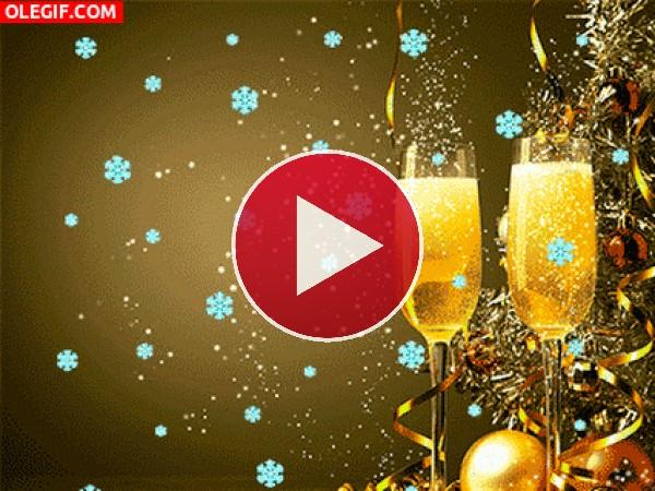GIF: Feliz Año Nuevo 2016