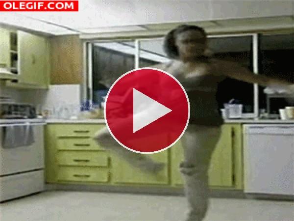 GIF: Soy una gran bailarina
