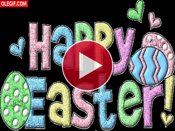 GIF: Feliz Pascua