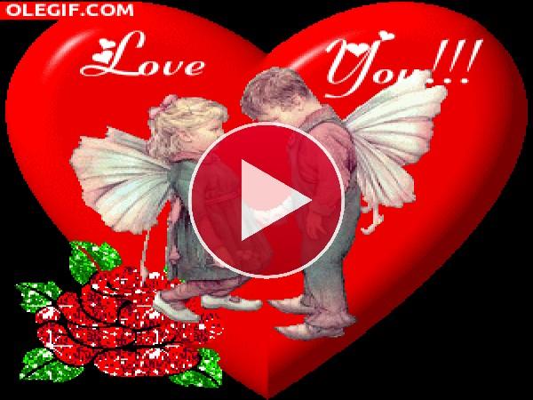 GIF: Surgió el amor