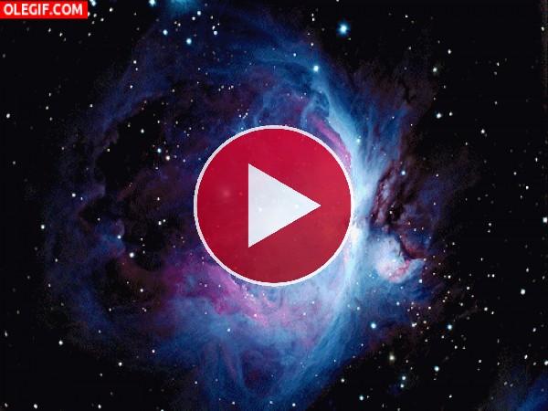 GIF: Hermosas galaxias
