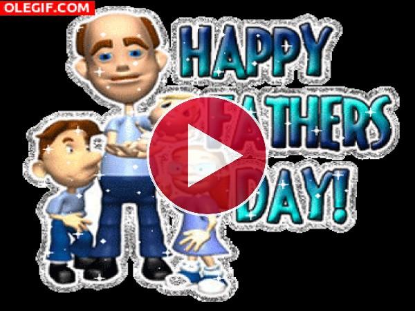 GIF: Feliz Día del Padre