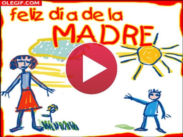 GIF: ¡Feliz Día de la Madre!