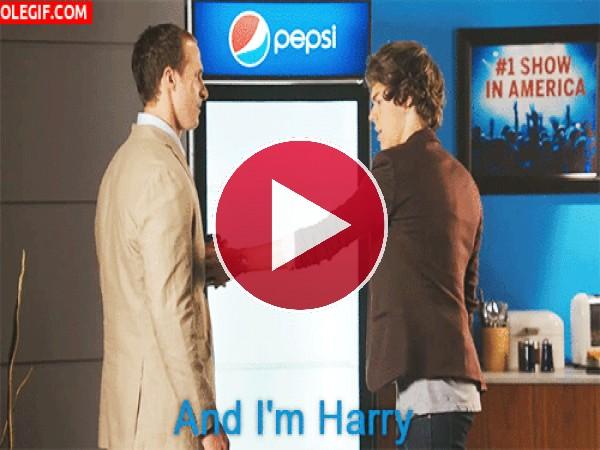 Dame la Pepsi tio
