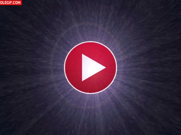 GIF: Una supernova