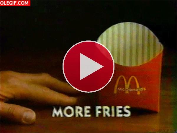GIF: Se acabaron las patatas