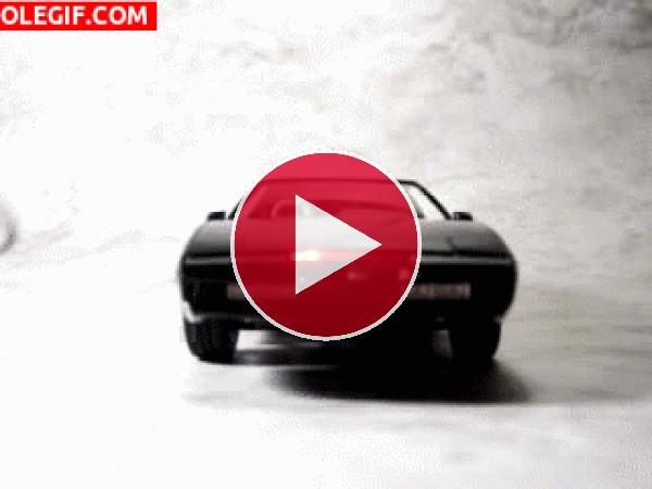 GIF: Soy Kitt... el coche fantástico