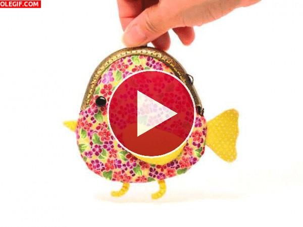 GIF: Unos lindos monederos