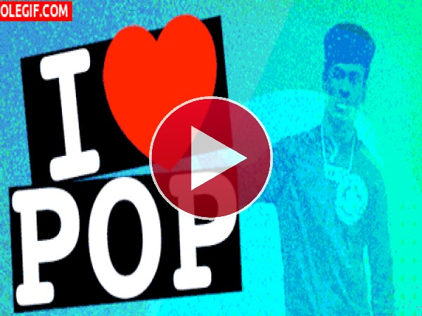 GIF: Amo la música Pop