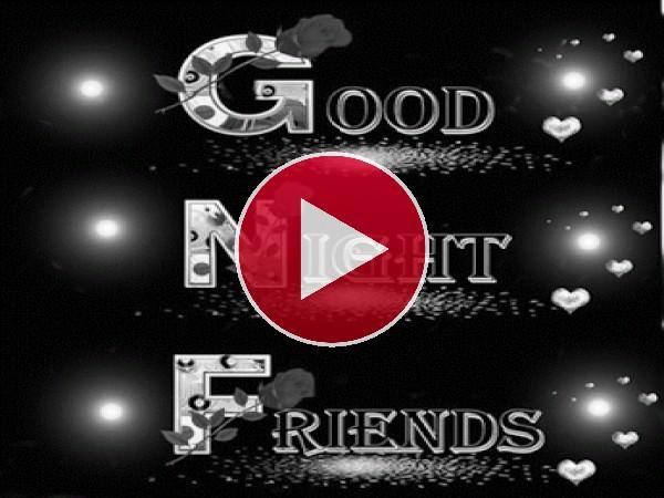 GIF: Buenas noches amigos