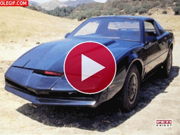GIF: El coche fantástico