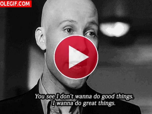 GIF: Lex Luthor (Michael Rosenbaum)