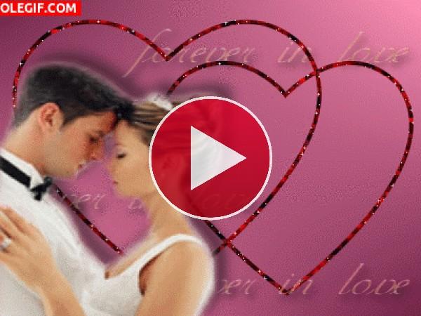 GIF: Para siempre enamorados