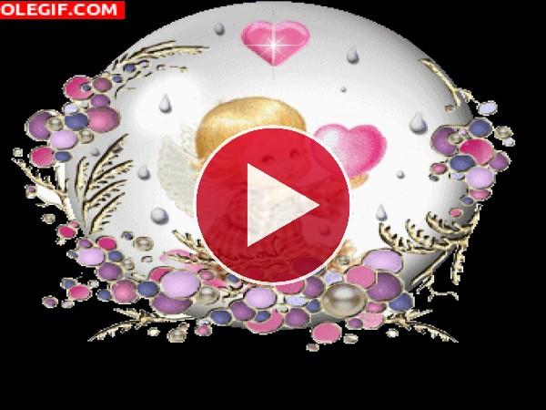 GIF: Angelito del amor
