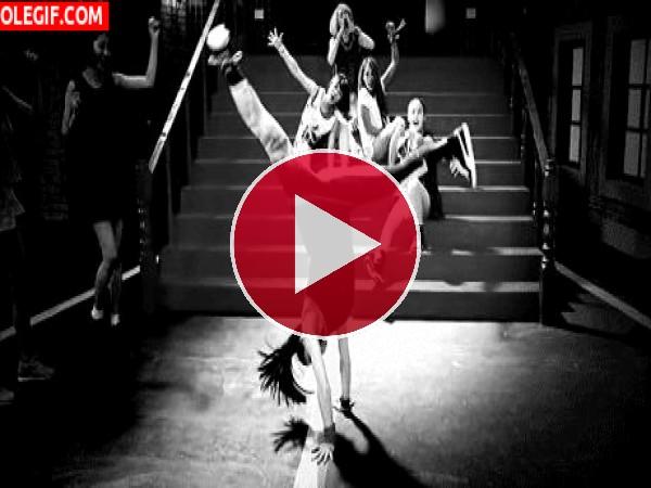 GIF: Street Dance