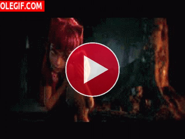 GIF: Annie y Tibbers (League of Legends)