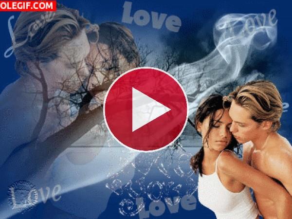 GIF: Esto es amor