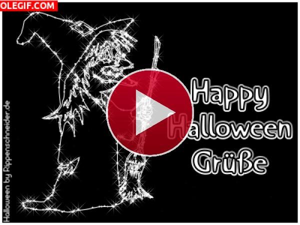 GIF: Feliz Halloween