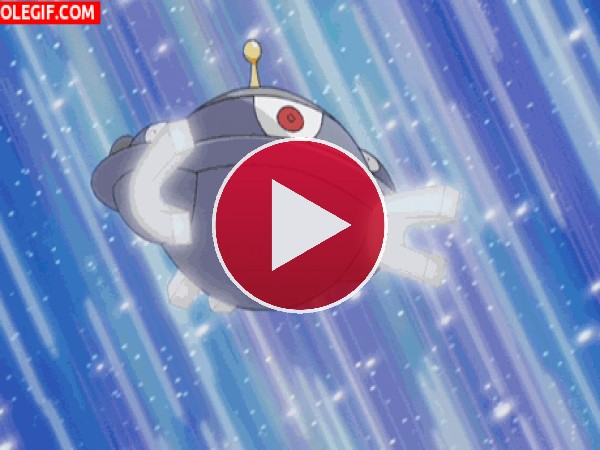 GIF: Magnezone (Pokémon)