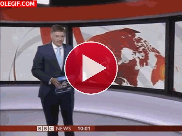 Presentando las noticias