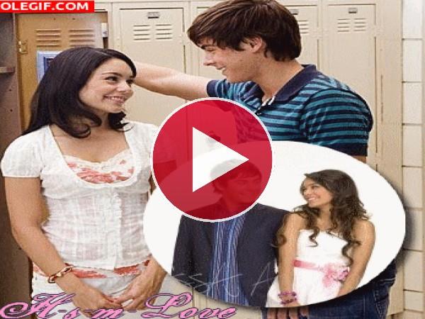 Troy y Gabriella